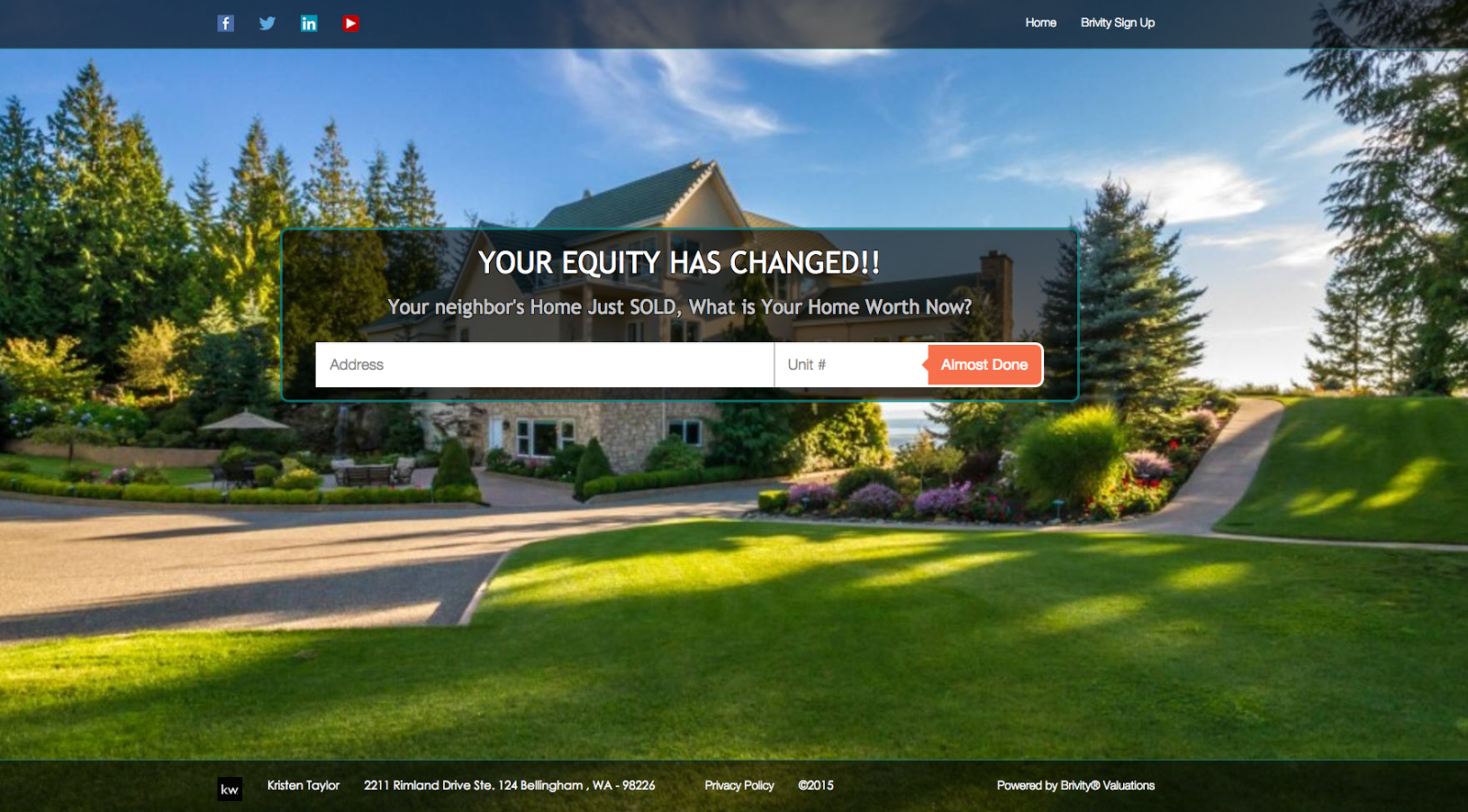 9 Valuation Sites You Could Create To Generate Seller L