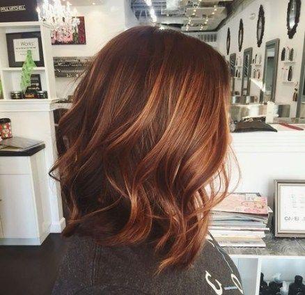 Hair auburn highlights shades 36 ideas