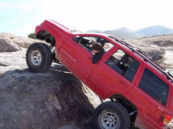 Another Jeepguy102 1999 Jeep Grand Cherokee Post Photo 6376600