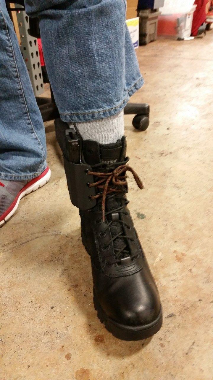Boot Holster