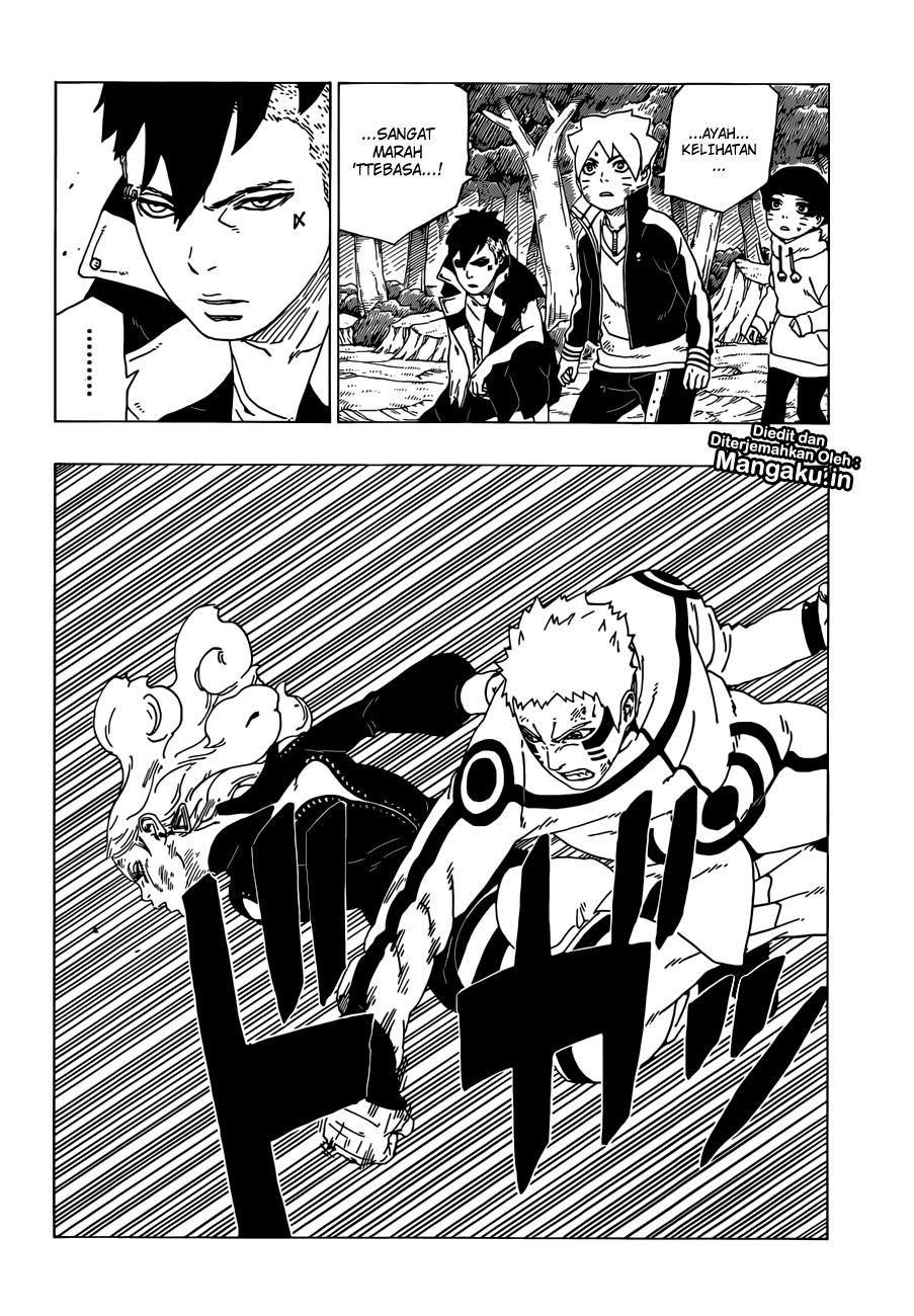 komik Boruto 33 Chapter 33, Boruto, Manga