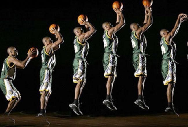 The Best Way How To Become A Better Shooter