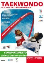Taekwondo 2012 Torino