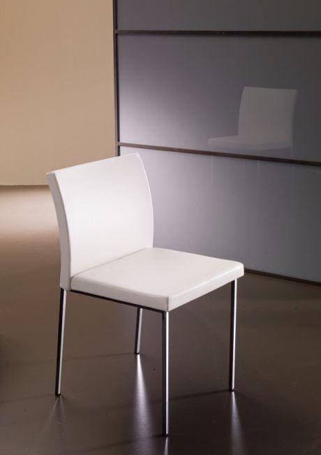 Sedie pelle | Tavoli - sedie
