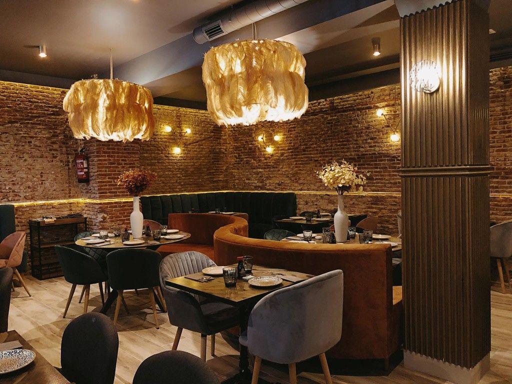 11 Restaurantes Que Acaban De Abrir En Madrid Ideales Para Probar En Navidad Restaurantes Restaurantes Italianos Cenas De Navidad