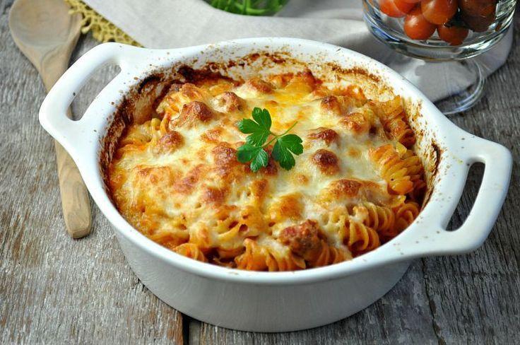 Mit diesem einfachen Dump-and-Bake-Fleischbällchen müssen Sie nicht einmal die Pasta kochen ...   - Poultry - #die #diesem #DumpandBakeFleischbällchen #einfachen #einmal #kochen #mit #müssen #Nicht #Pasta #Poultry #Sie #mommamia