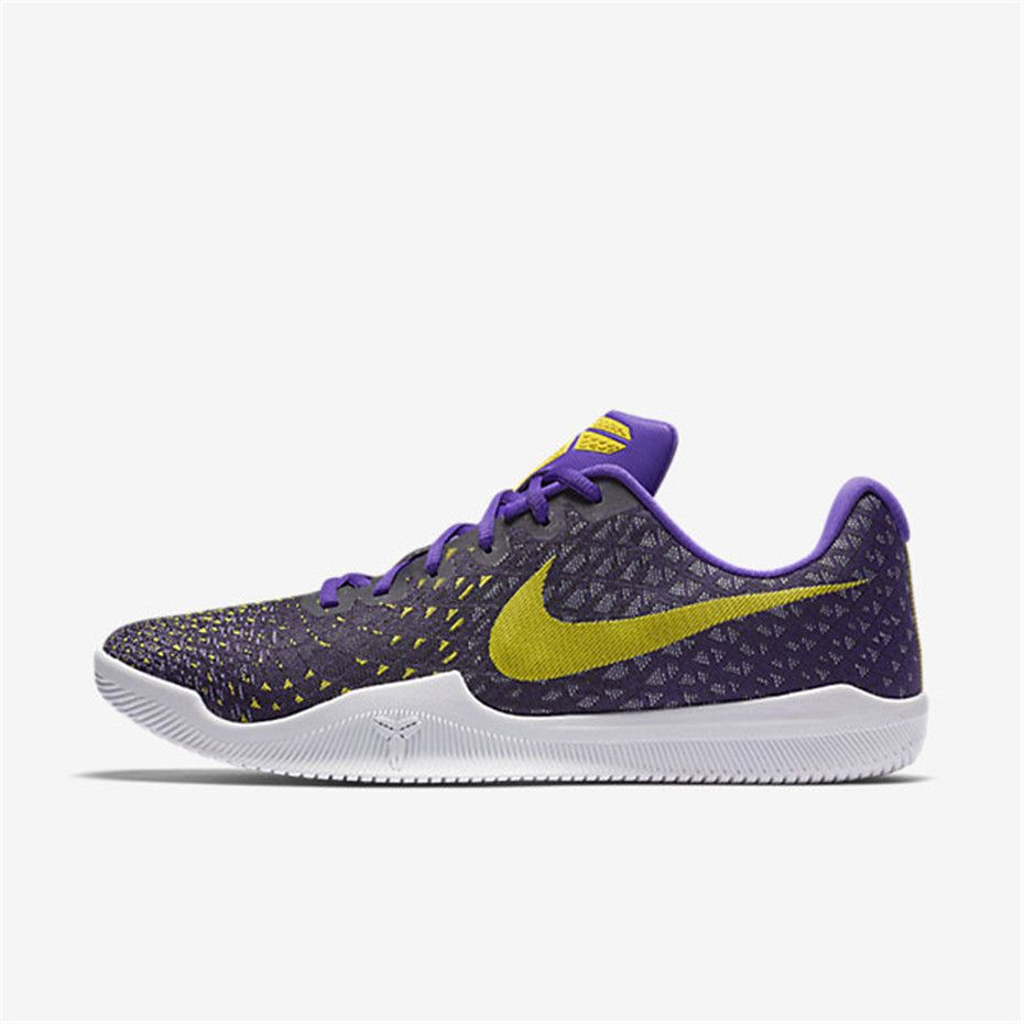 2019c138e117 Nike Kobe Mamba Instinct (Fierce Purple   Tour Yellow   Urban Lilac   Black)
