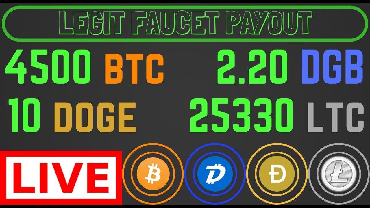 Earn 6000 Free Bitcoin Per Day Legit Faucet Live