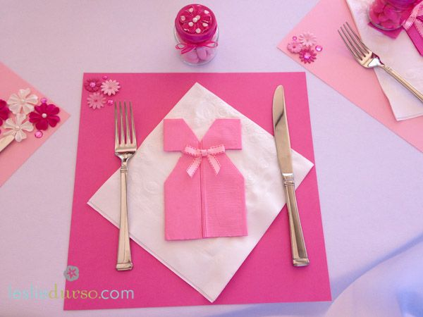 A Pretty In Pink Baby Shower! All The Details And Menu :)