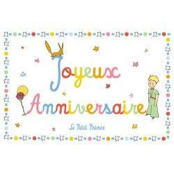 Carte Postale Le Petit Prince Joyeux Anniversaire 1 Anniversaire