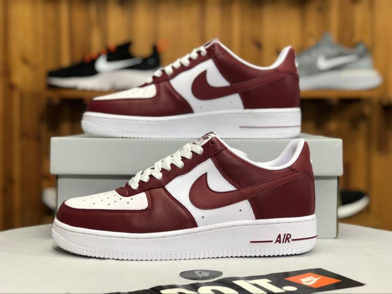 c4daf489c New Arrivals Nike Air Force 1 Low Team Red-White AQ4134-600-1 ...