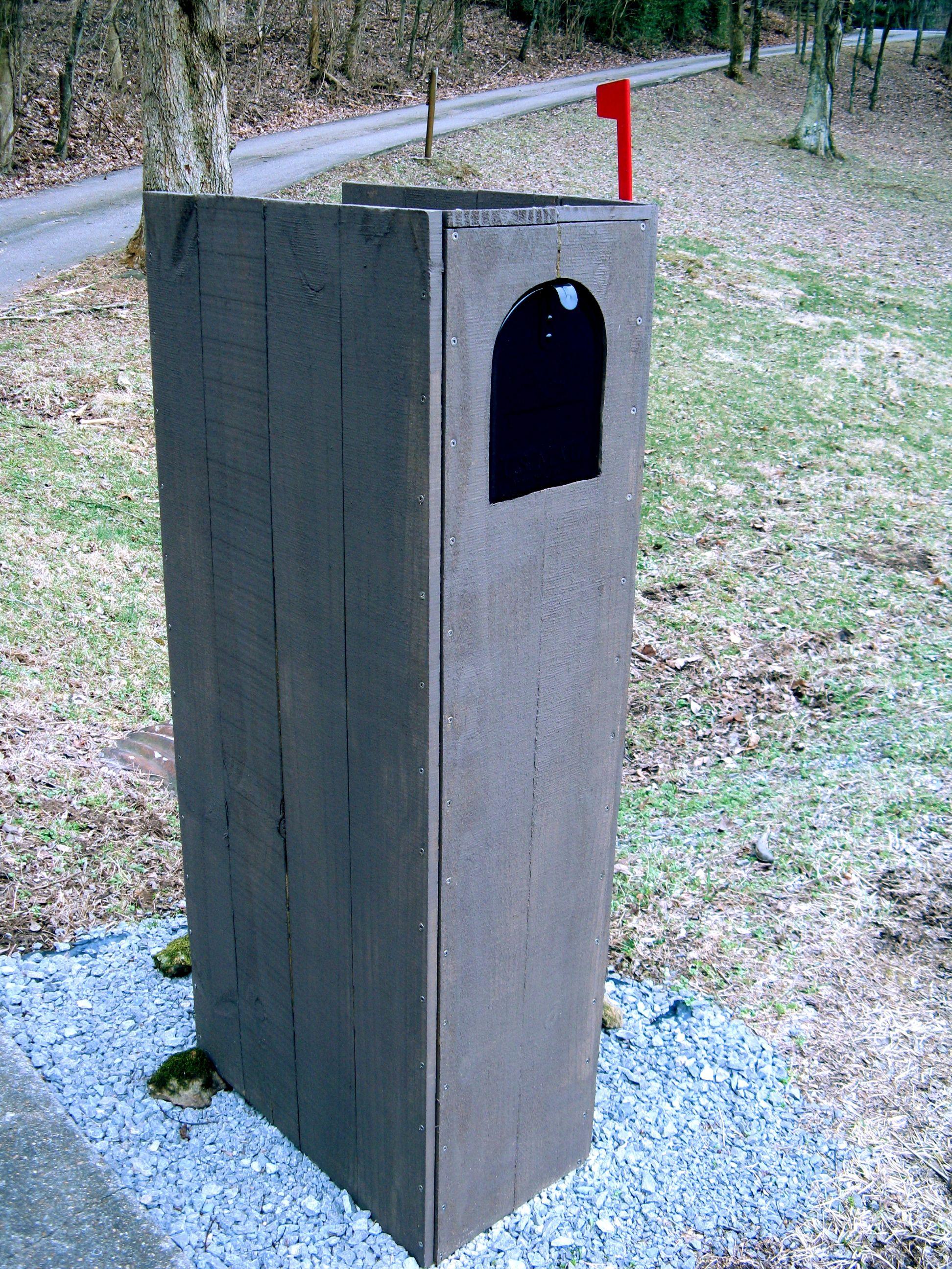 modern mailbox ideas. Modern Mailbox 2 Ideas