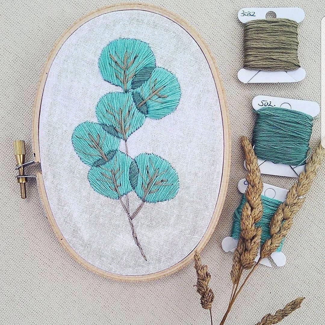 By georgiekemery embroidery embroideryart