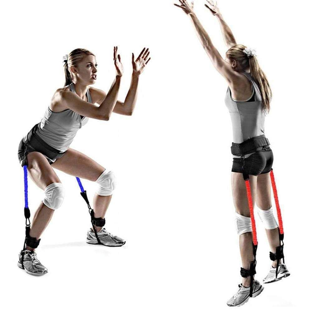 Jump Trainers High Jump Volleyball Training Resistance Band