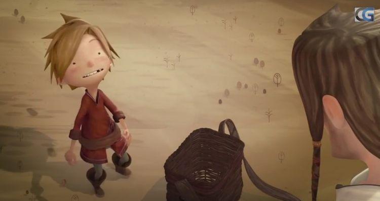 Cgi Animated Shorts Animation Film Anime
