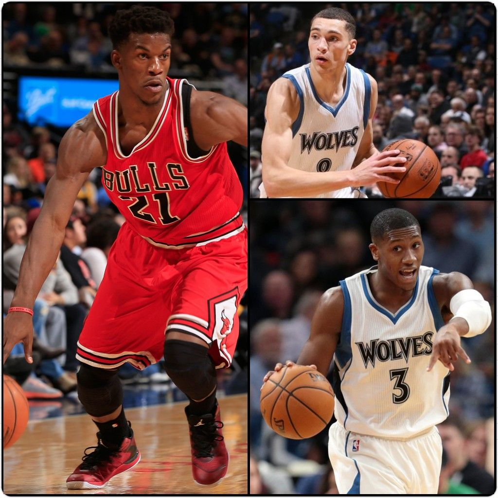The Chicago Bulls trade franchise face Jimmy Butler and