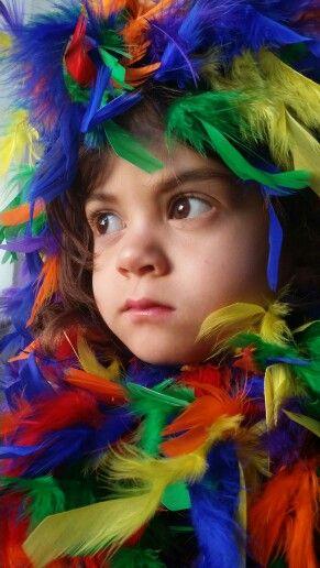 Colorful ghazal bano