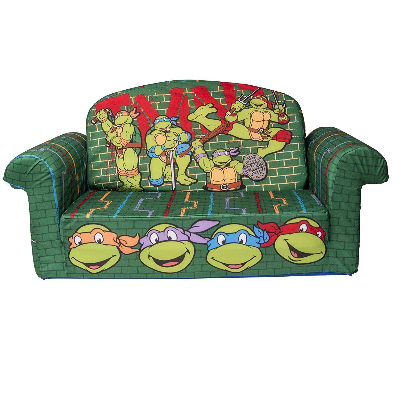Marshmallow Fun Furniture Nickelodeon S Teenage Mutant