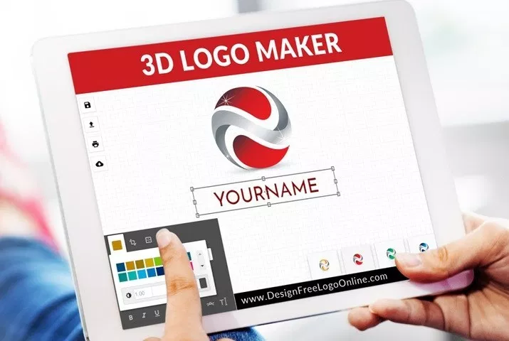 How To Create Your Own Logo Using The 3D Logo Maker Tool