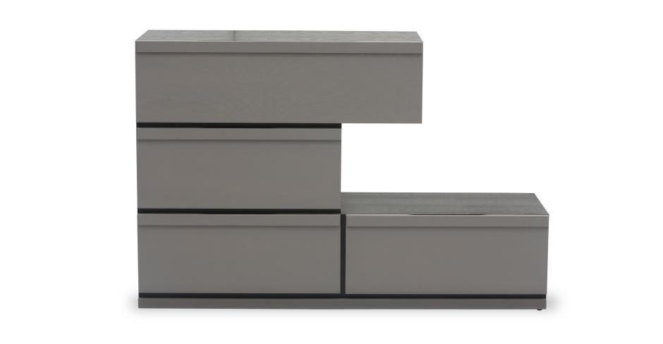 Lan 4 Drawer Granite Storage Unit