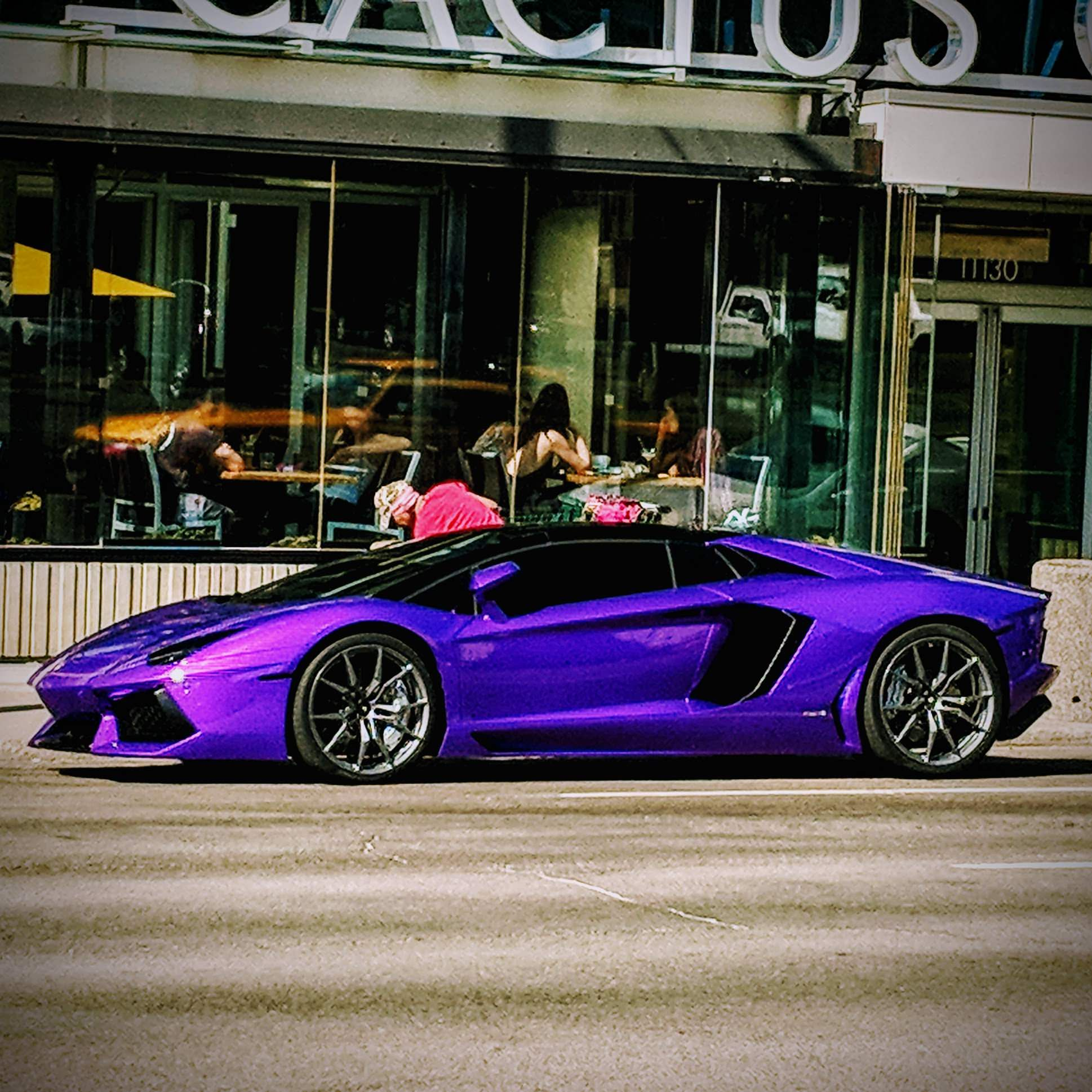 Got That Purple Lamborghini Lurkin Cars Lamborghini Cars
