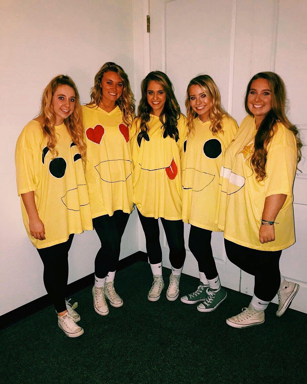 #halloween #costumes #groupcostume #twinning #emoji #emojico