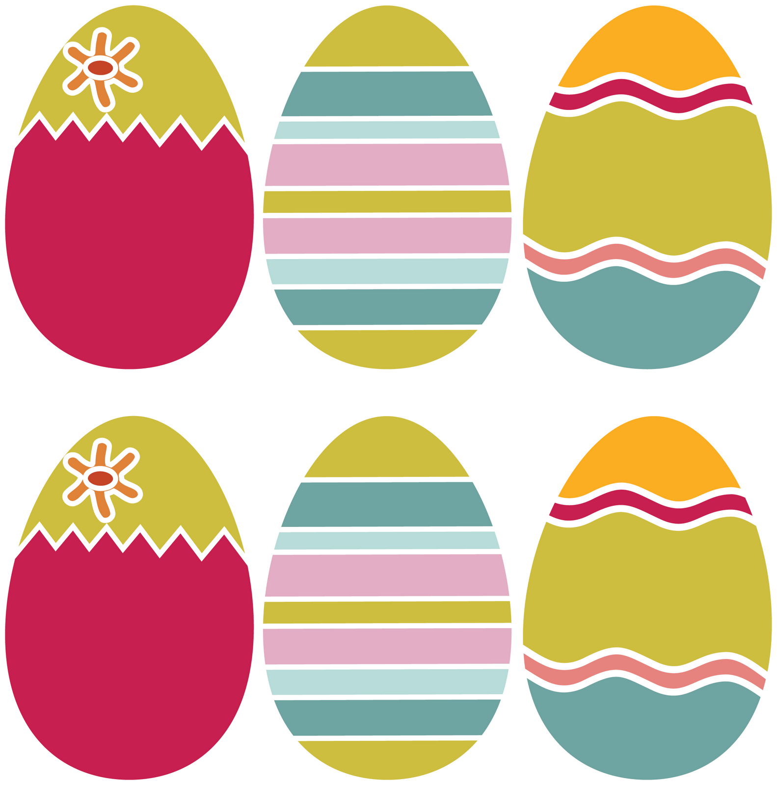 collection printable easter egg pictures the miracle of easter