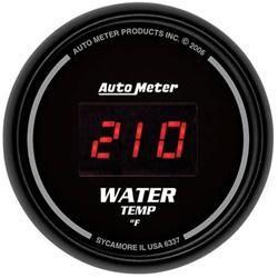 Auto Meter 6337 - AutoMeter Sport-Comp Digital Series Gauges