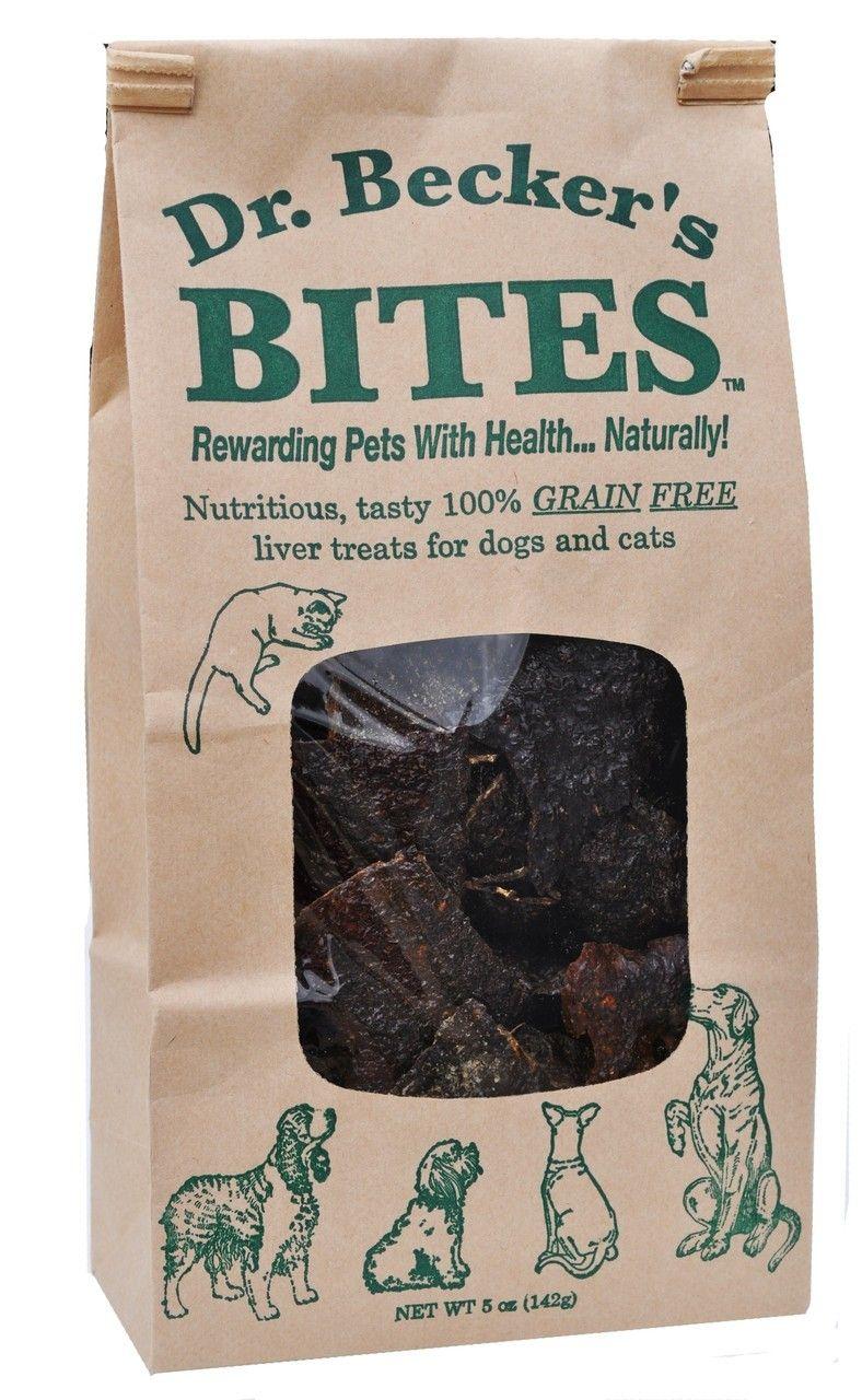 Dr. Karen Becker's Original Beef Bites treat for dogs and cats | Dr. Becker's Bites | Liver dog ...