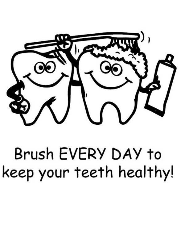 Dental Worksheets For Kindergarten