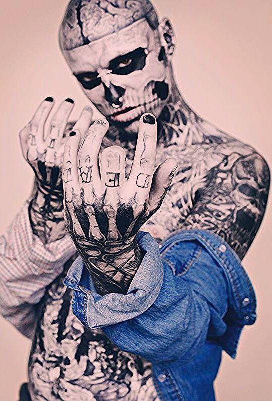 Photo of Work Harder Tattoo