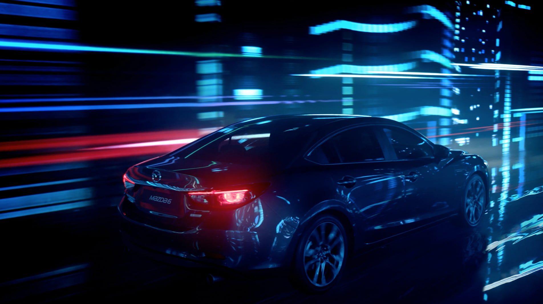 Mazda 6 Commercial M O T I O N Pinterest Commercial