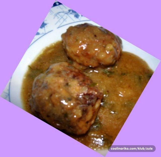Jednostavno, socno cufte, brzo se priprema, sos u koji se kuva daje posebni smek….