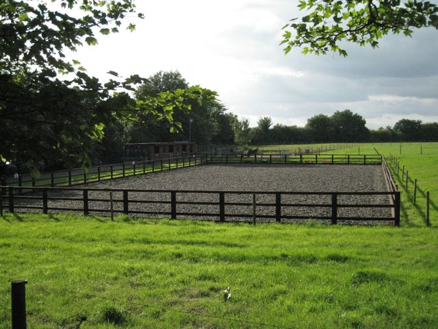 Building An Arena At Home Create The Perfect E To Ride Your Horse On Own Property
