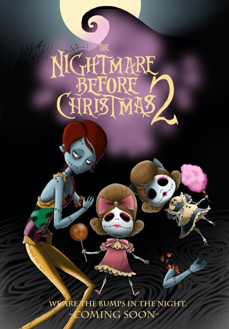 image result for the nightmare before christmas 2 - A Nightmare Before Christmas 2
