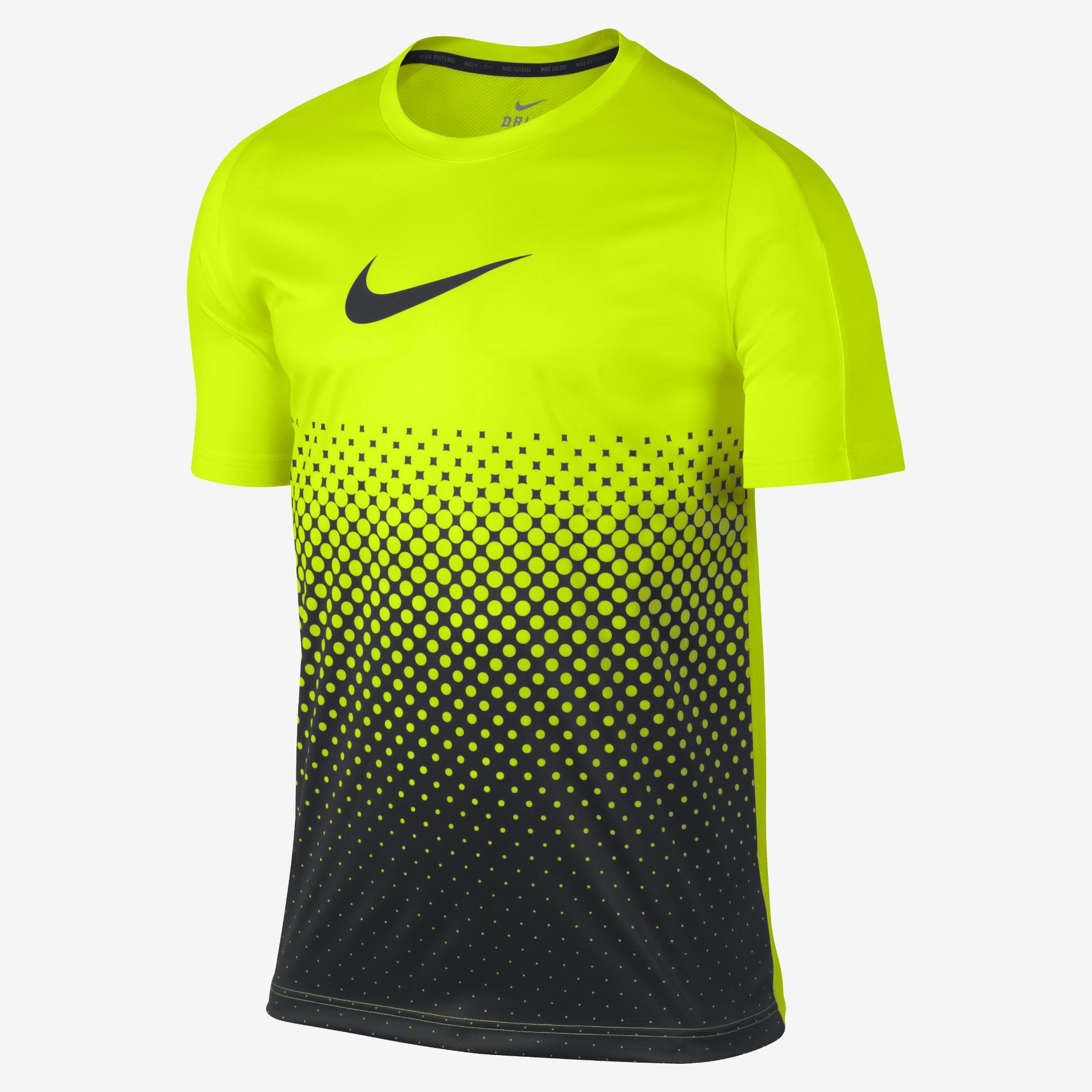 89252cc90 Nike Graphic Gradient Men's Soccer Shirt. $35 | athletic in 2019 ...