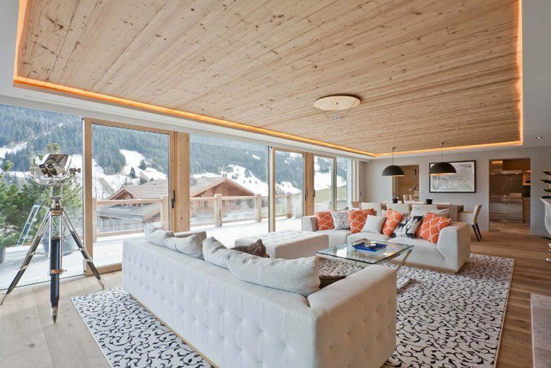 Residences de Rougemont, Rougemont, 2014 - Plusdesign Architecture