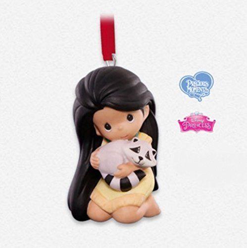 Disney Pocahontas Precious Moments - Ornament 2015 Hallmark