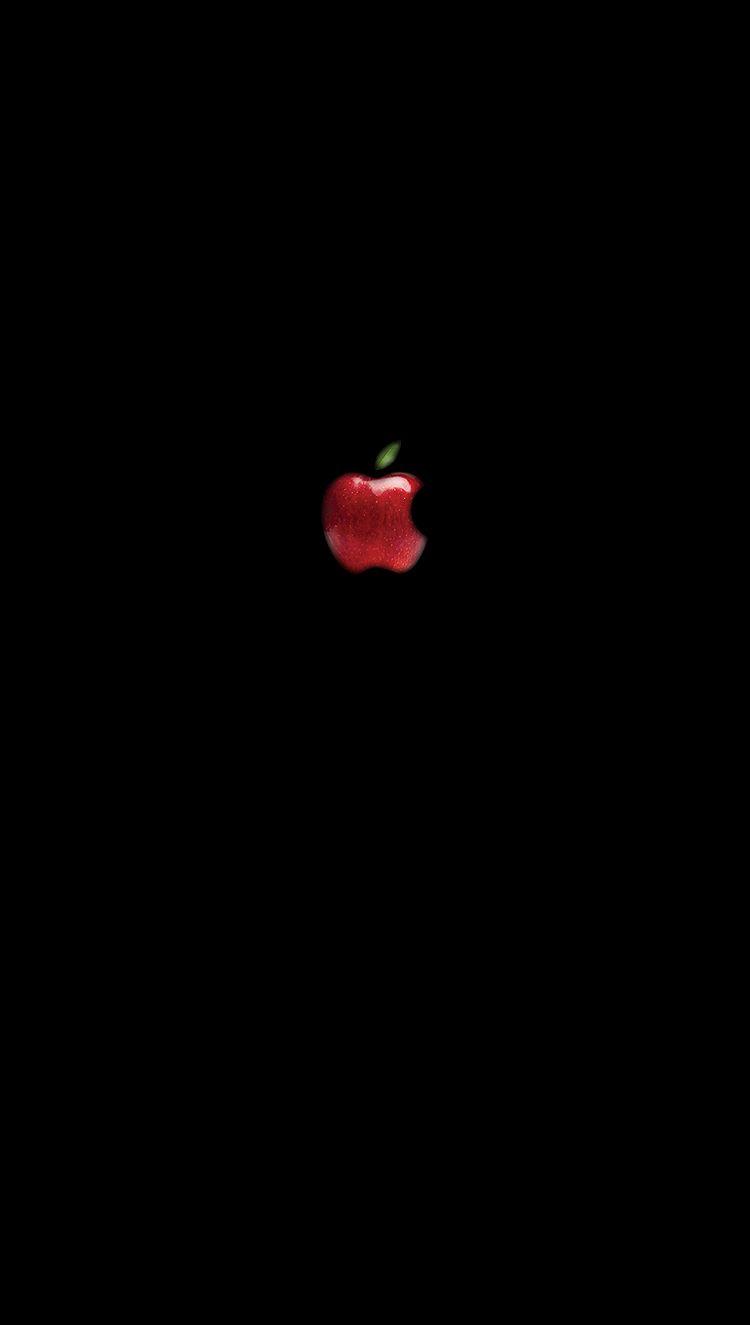 I Phone 6 Wallpaper Black Apple Apple Logo Wallpaper Iphone Apple Wallpaper Apple Wallpaper Iphone