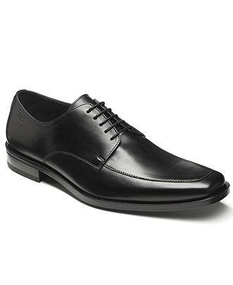 449952224a3 Hugo Boss Shoes, Cloude Moc Toe Oxford Dress Shoes - Mens Hugo Boss ...
