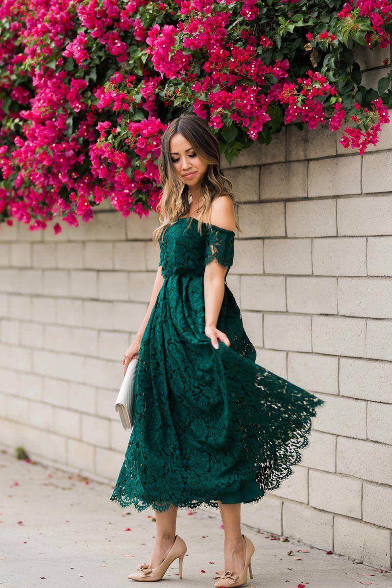 Lace and locks petite fashion blogger lace midi dress green lace and locks petite fashion blogger lace midi dress green lace dress ombrellifo Gallery