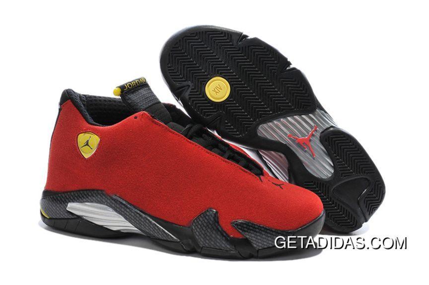 c18609ff5347 www.getadidas.com... AIR JORDAN 14 FOR MENS RED BLACK TOPDEALS ...