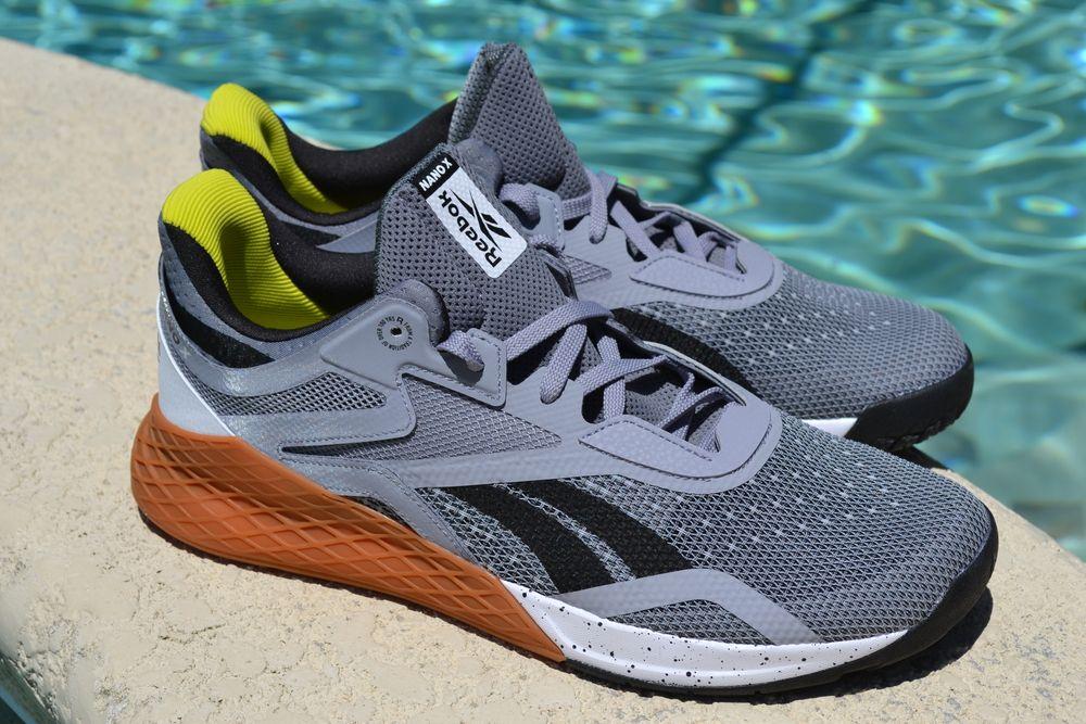 Reebok Nano X New CrossFit WOD Training Shoe for 2020 in