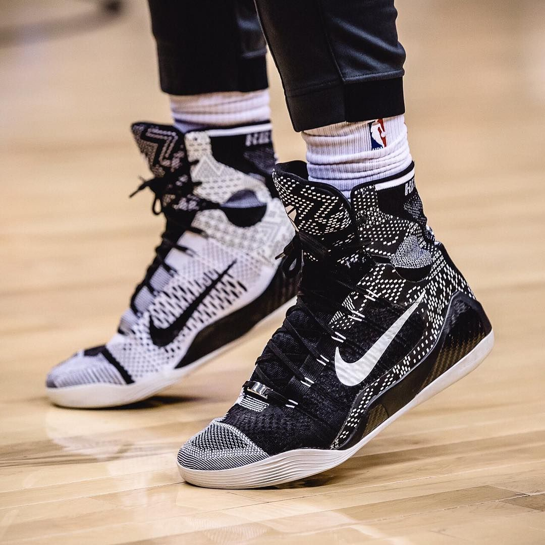 DeMar brought out the Kobe 9 \