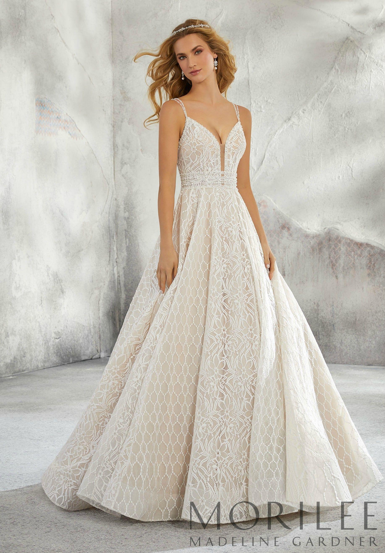Morilee | Madeline Gardner, Lindsey Style 8279 | Romantic Bridal ...