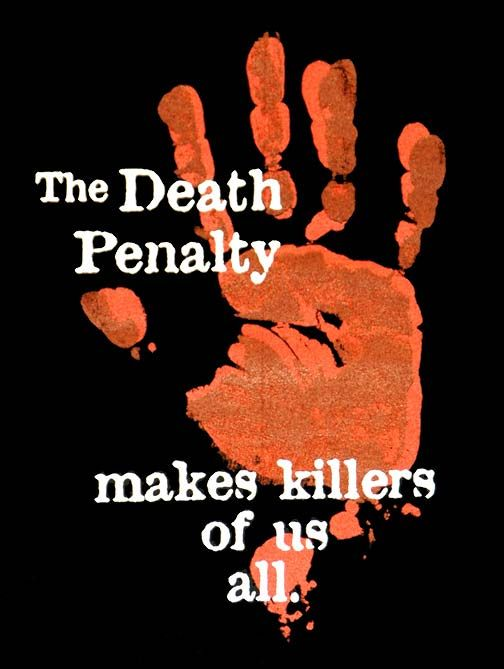 the death penalty discriminates innocent people Critics claim that the death penalty is unjust because innocent people are killed this assumes that doing justice is a purpose of punishment injustice resides in the distribution of the penalty (innocents are killed), not in the death penalty itself.
