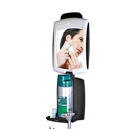 Fogless Shower Mirror -- Want to know more, click on the image.