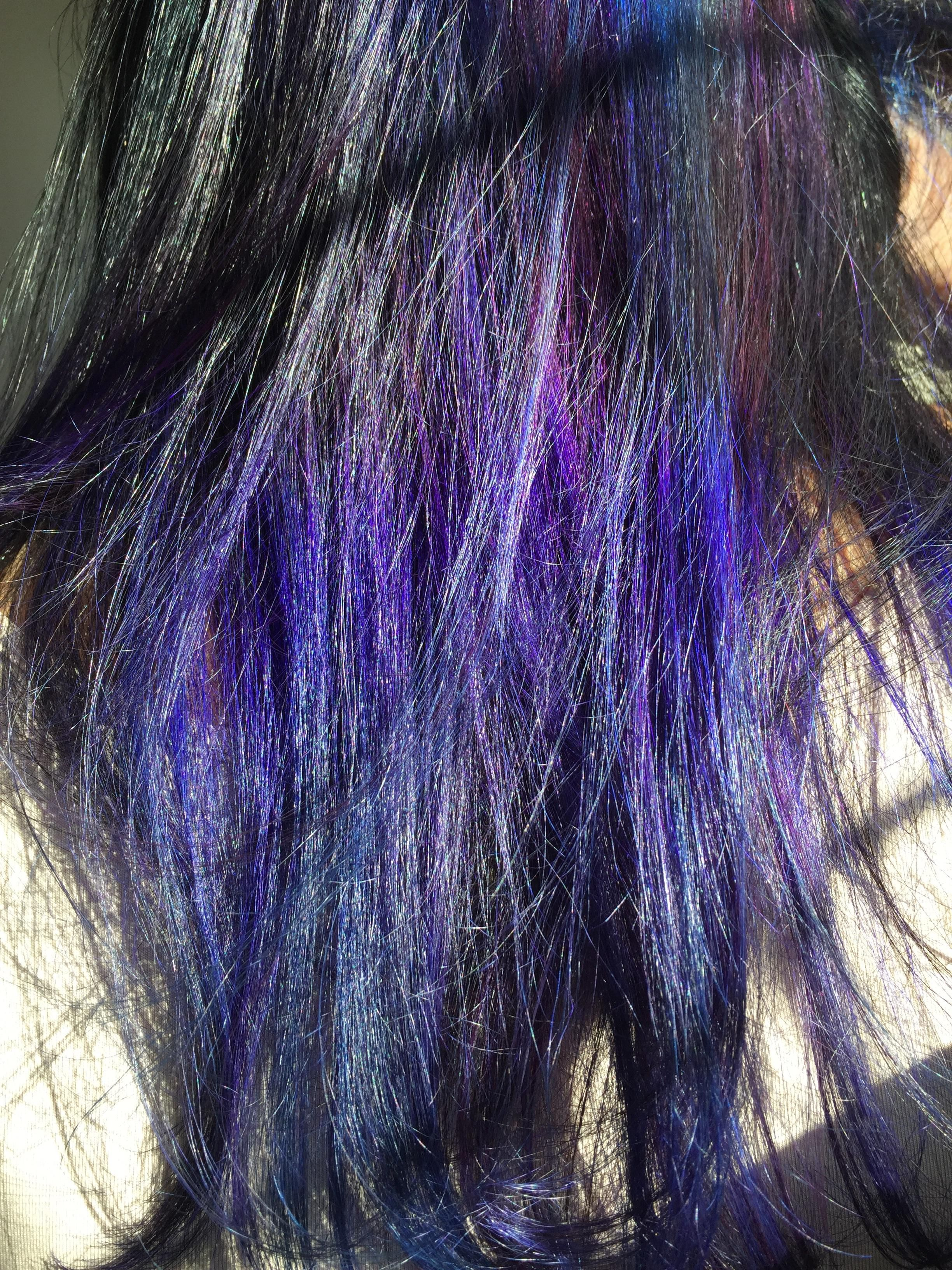Coloring My Hair For The First Time
