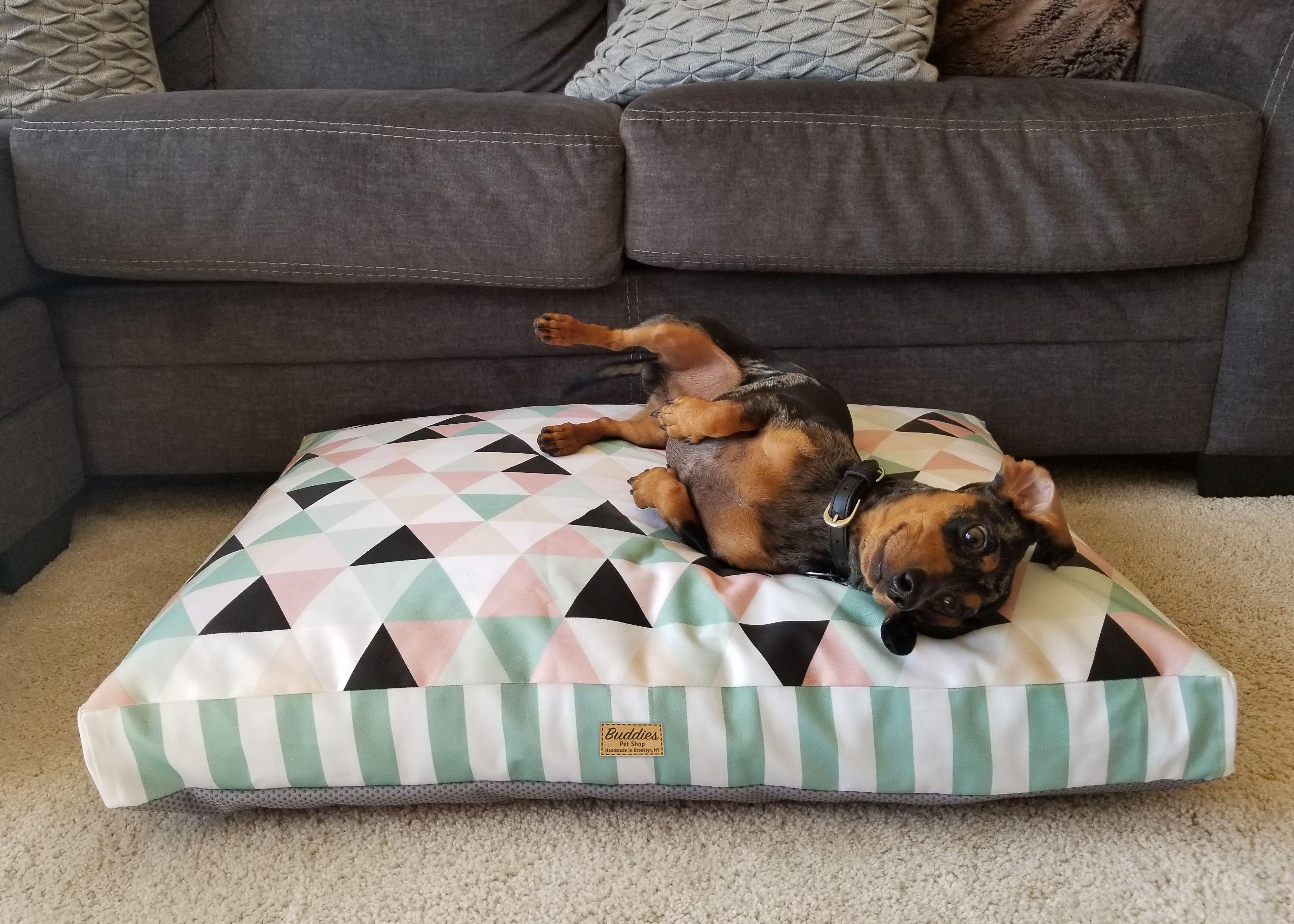 com super walmart bed foam clay orthopedic dog petmaker removable pet ip cover