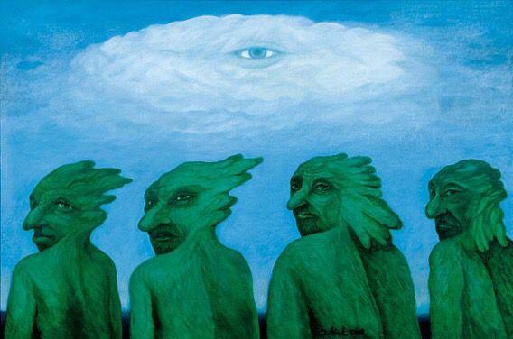 Those Who Look Back - Jüri Arrak
